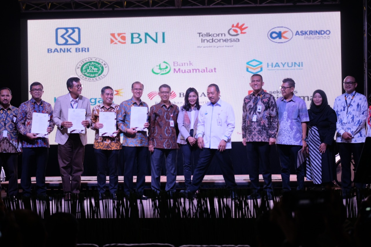 Launching Produk Digital, Peruri Gelar Business Conference and Exhibition